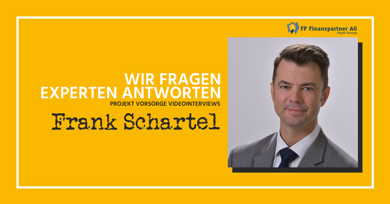 Frank Schartel: Altersvorsorge mit ETFs und Alternativen