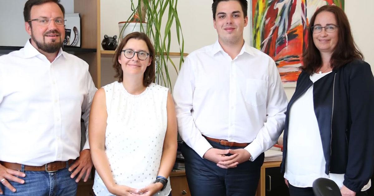 Thomas Vogel und Team, FP Finanzpartner Landsberg